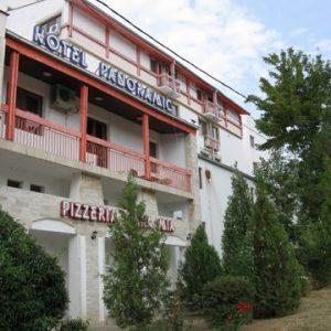 Baza de tratament - Hotel Panoramic